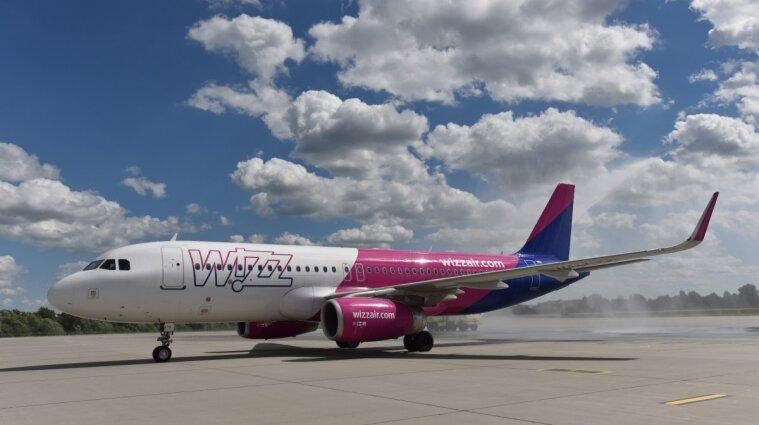 Wizz Air открывает девять новых направлений из львовского аэропорта