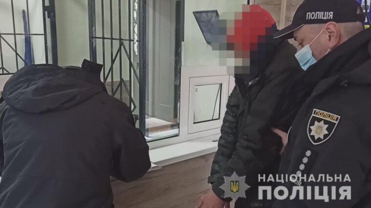 Задержали одессита, который убил женщину и спрятал ее тело в мешок - видео