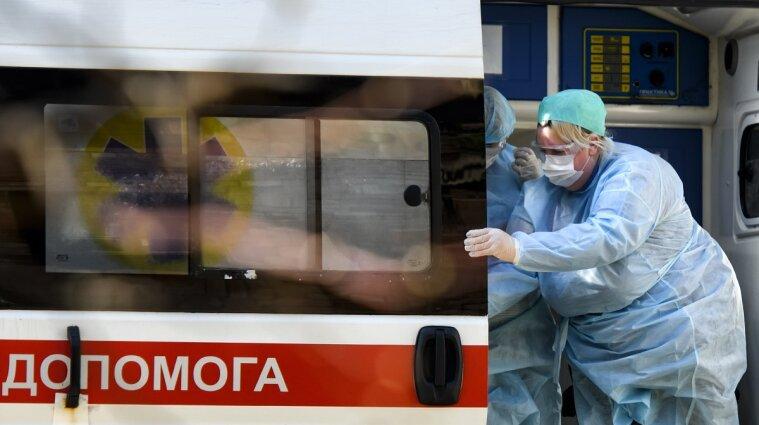 В Україні - добовий рекорд з кількості померлих від коронавірусу від початку пандемії