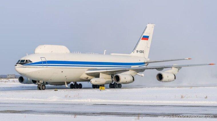У Росії викрали обладнання з літака, який мав евакуйовувати керівництво країни у випадку ядерної війни
