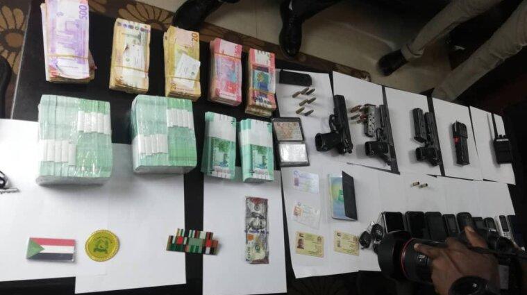 У Судані військові пограбували консульство України