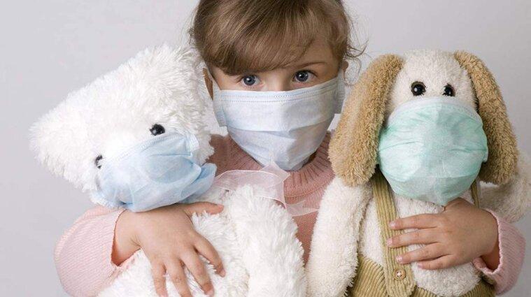 COVID атакует детей: как лечат от коронавируса маленьких украинцев
