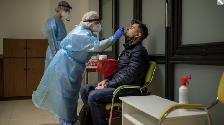 Новий штам коронавірусу виявили у Фінляндії
