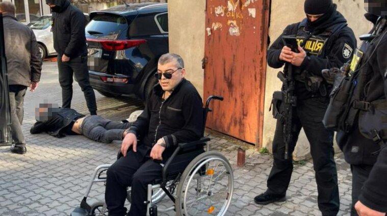 В Одессе задержали криминального авторитета Мамуку Хонского