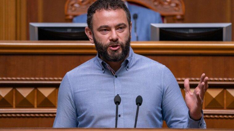 Відповідь Заходу: Дубінського виключили з партії через Коломойського