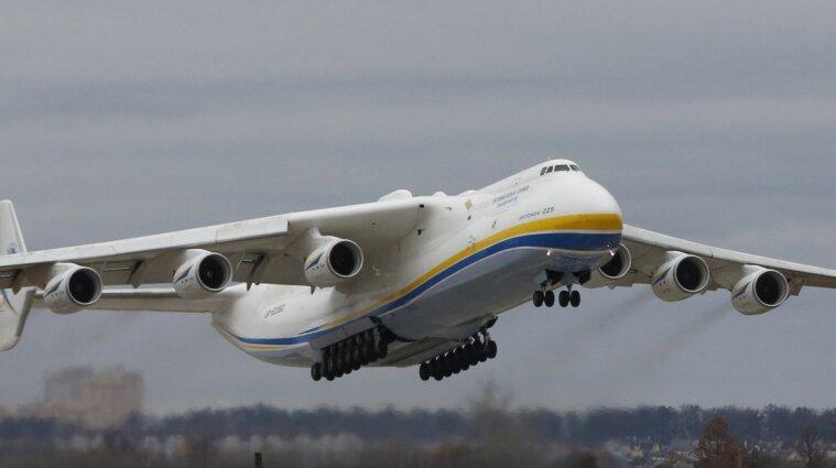 """Пилот """"Мрии"""" выложил в сеть уникальное видео о самолете-гиганте"""