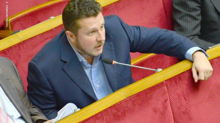 """Скандальний нардеп Яценко став членом фракції """"Батьківщина"""""""