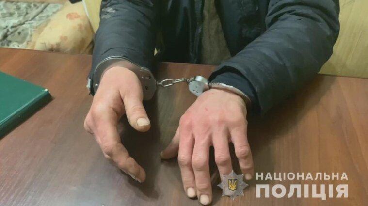 Двойное убийство в Одесской области раскрыла полиция