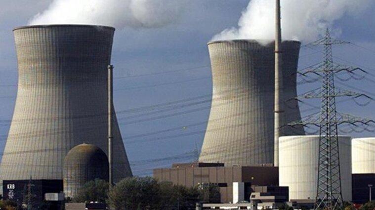 Украина отказалась от электроэнергии одной из белорусских АЭС