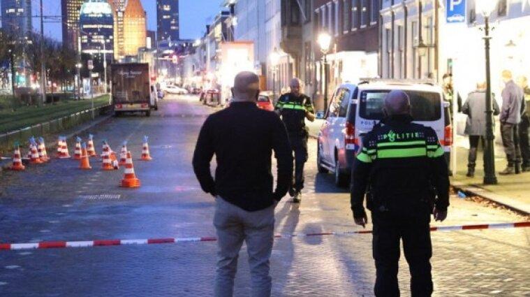 В Нидерландах обстреляли посольство Саудовской Аравии