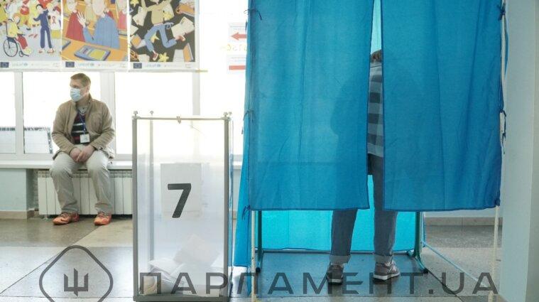 Довыборы в ВР в Ивано-Франковской области: подсчет голосов приостановили