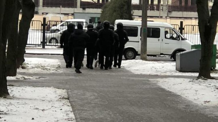 """""""Марш народного обвинувачення"""" відбувся у Мінську, затримано понад 100 людей"""