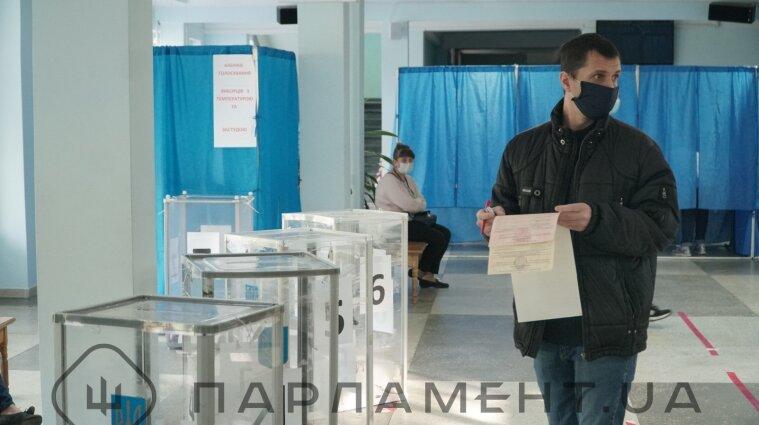 Повторні місцеві вибори: до поліції надійшло вже 50 заяв