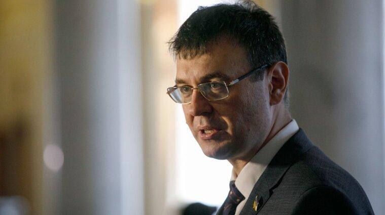 У Верховній Раді зареєстрували проєкт постанови про звільнення Гетманцева