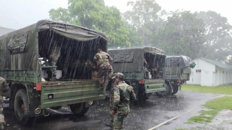 В Индии эвакуировали 3,5 миллиона человек из-за циклона Yaas - видео