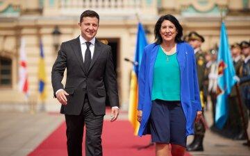 Саакашвілі шкодить відносинам з Грузією, але зустріч Зеленського з Зурабішвілі - це добре