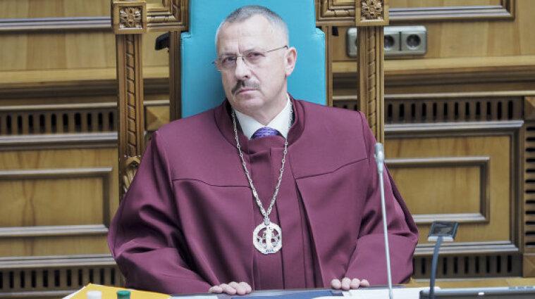 Заместитель судьи КСУ задекларировал церковь в Черкасской области