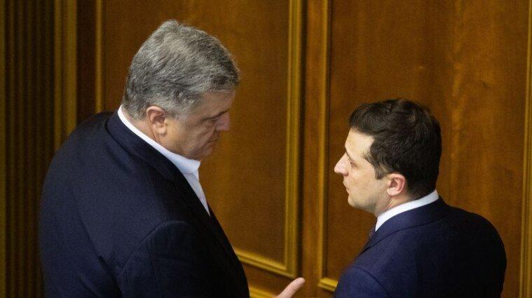 Адвокати Порошенка подали до суду на президента Зеленського