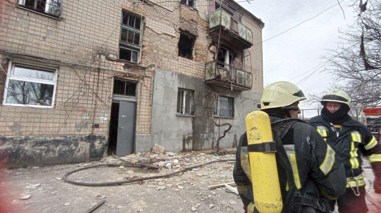 В Одессе произошел взрыв газа: один человек погиб, пятеро пострадавших