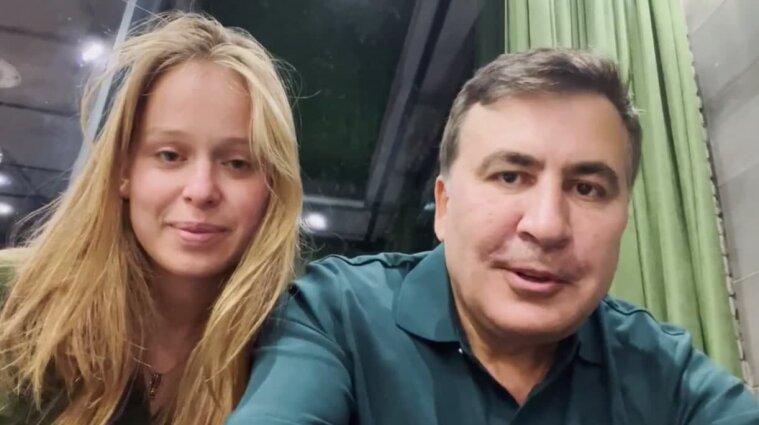 Из-за ареста Саакашвили стало известно о его отношениях с народной депутатом Ясько