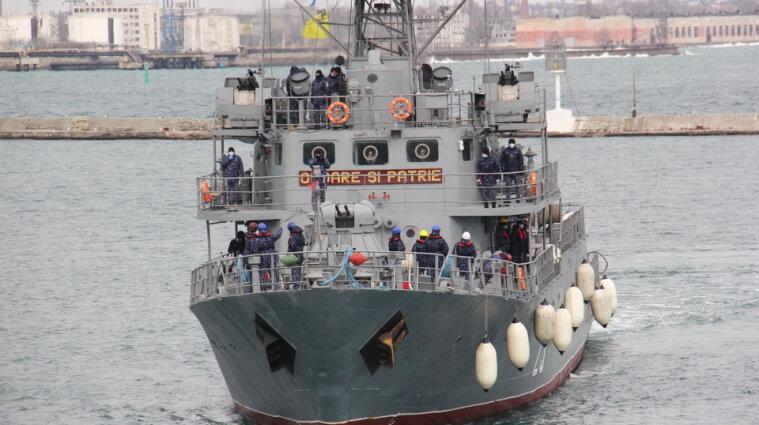 До Одеського порту зайшли чотири кораблі НАТО - фото