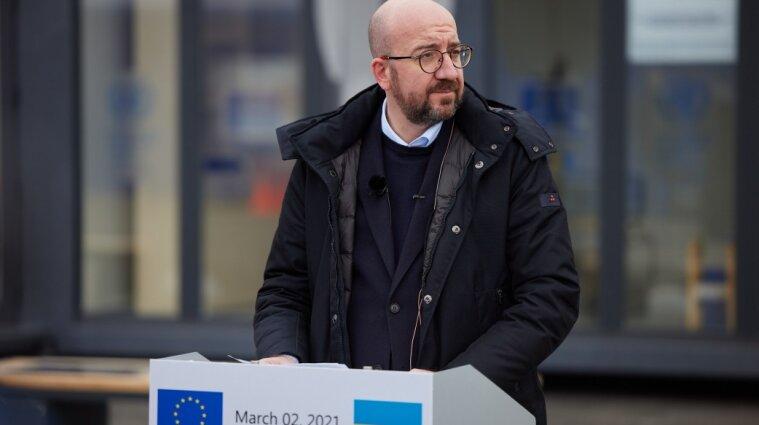 Це реальність, за яку соромно - президент Європейської Ради про війну на Донбасі