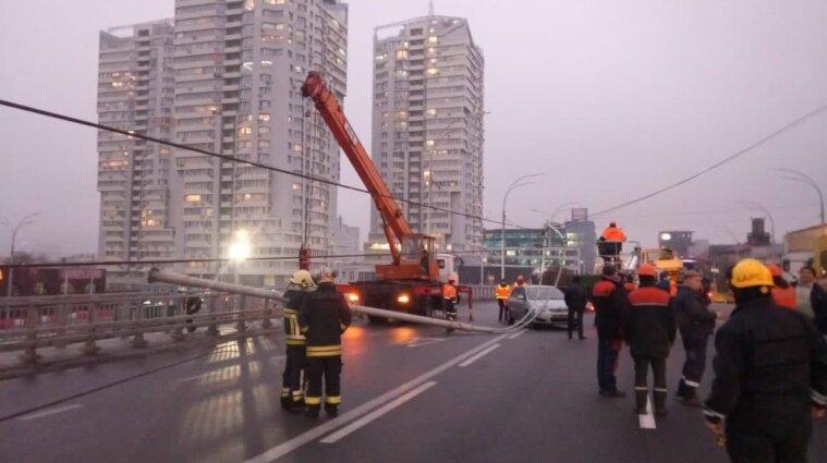 Помилка, а не аномалія: інженер пояснив що сталось із опорами на Шулявському мості