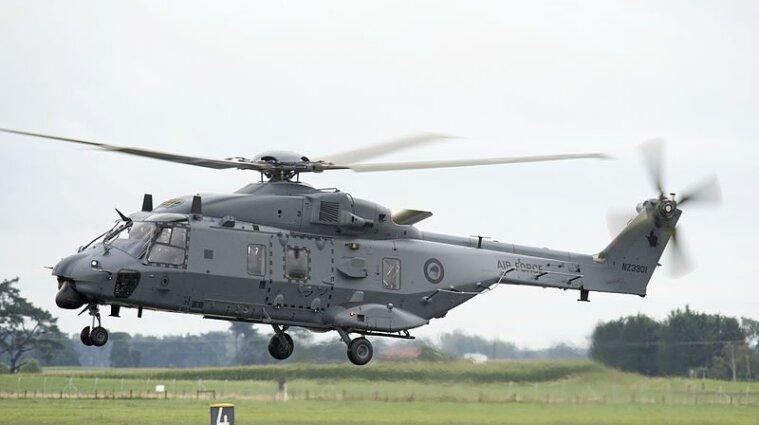 Катастрова вертолета вблизи Шарм-эль-Шейха: есть жертвы