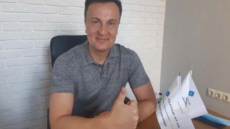 Наливайченко розповів, чому пішов з команди Порошенка