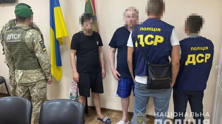 Злодія в законі та кримінального авторитета затримали на Харківщині
