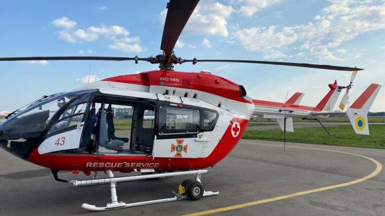 Велике будівництво: в обласних лікарнях з'являться гелікоптерні майданчики