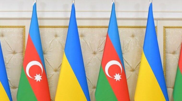 Украинское посольство осудило обстрел азербайджанского города Гянджа
