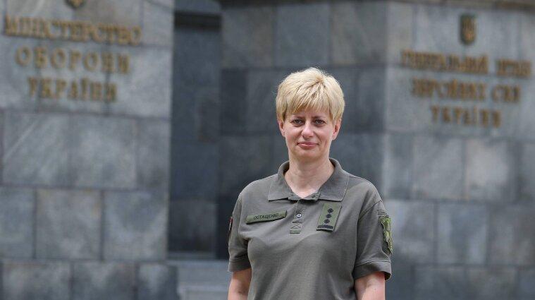 Впервые женщина возглавила медицинскую службу ВСУ