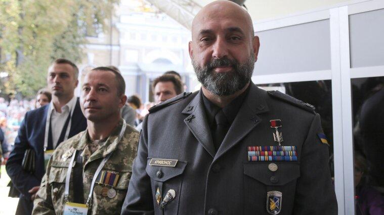 Зеленський звільнив заступника секретаря РНБО після його критики