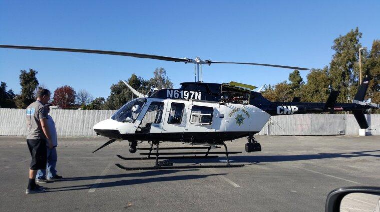 В США розбився вертоліт: загинули п'ятеро поліціянтів