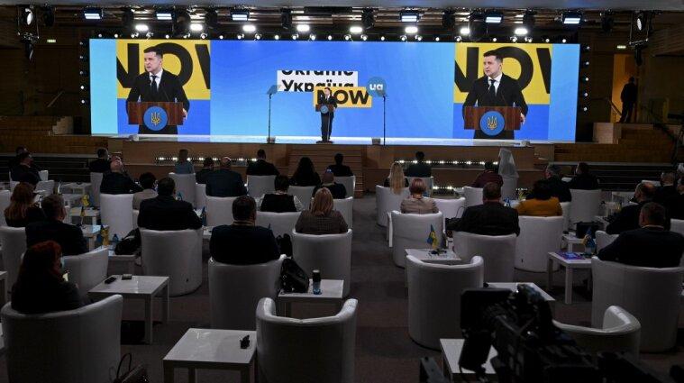 "Всеукраїнський форум ""Україна 30"" призупинили на три тижні"