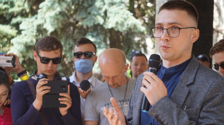 Справа Стерненка: дві дружини загиблого нападника на активіста вимагають 4,5 млн грн компенсації