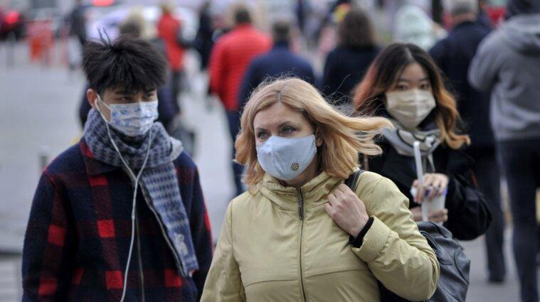 Україна може потрапити в трійку лідерів за рівнем захворюваності на COVID-19