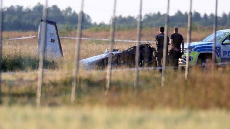 Авіакатастрофа у Швеції: розбився літак з парашутистами
