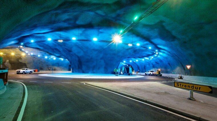 На Фарерах відкриють підводний тунель для авто: фото