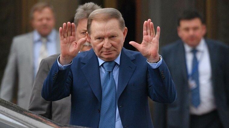 Кучма розповів, що стало причиною окупації Криму