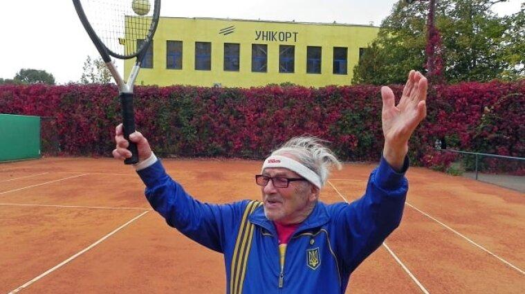 97-летний украинец попал в Книгу рекордов Гиннеса - видео