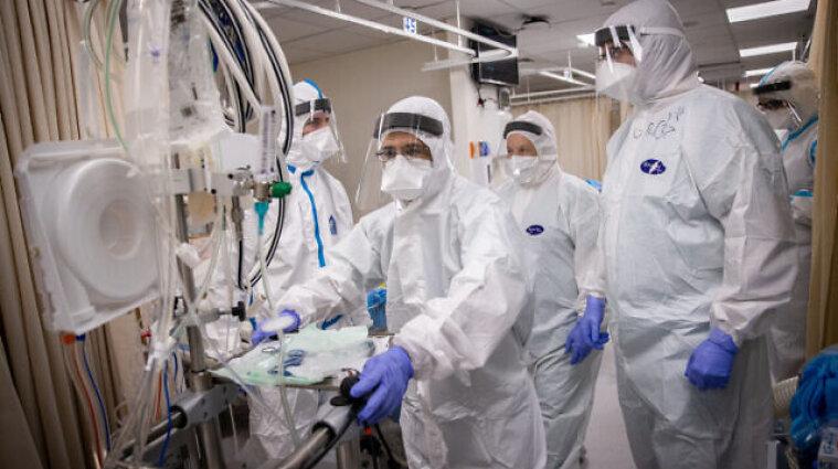 За прошедшие сутки в Израиле ни одной смерти от COVID-19 и только 129 новых больных