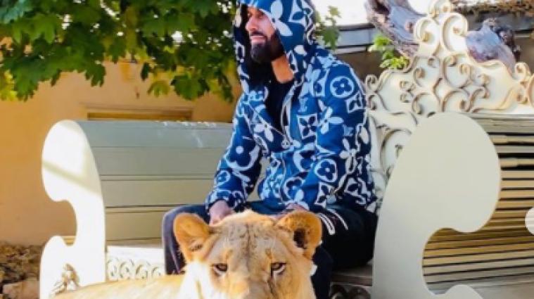 Депутат Харьковского горсовета от ОПЗЖ задекларировал льва