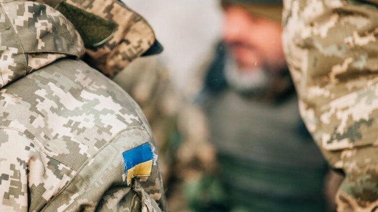 Стало известно имя украинского военного, погибшего вчера на Донбассе