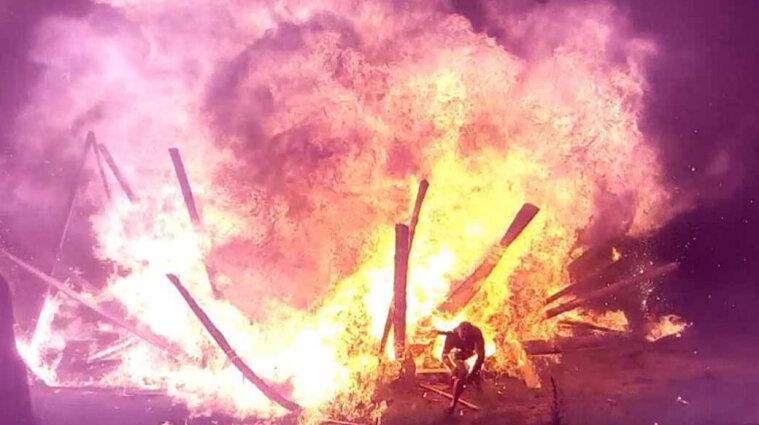 Святкували Івана Купала: У Коростені сталась пожежа, троє постраждалих