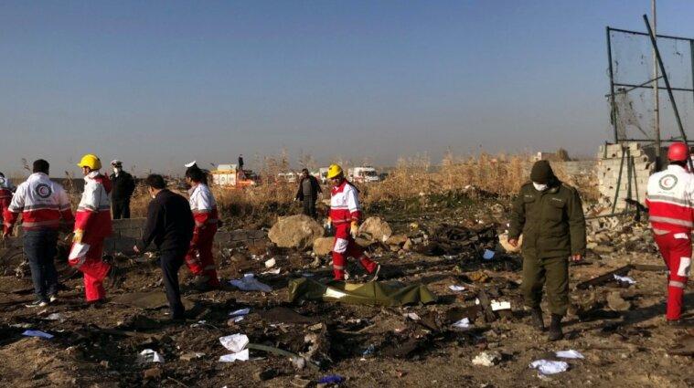 Иран отозвал выплаты компенсаций семьям погибших в авиакатастрофе украинцев