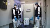 Транспортування вакцини від коронавірусу