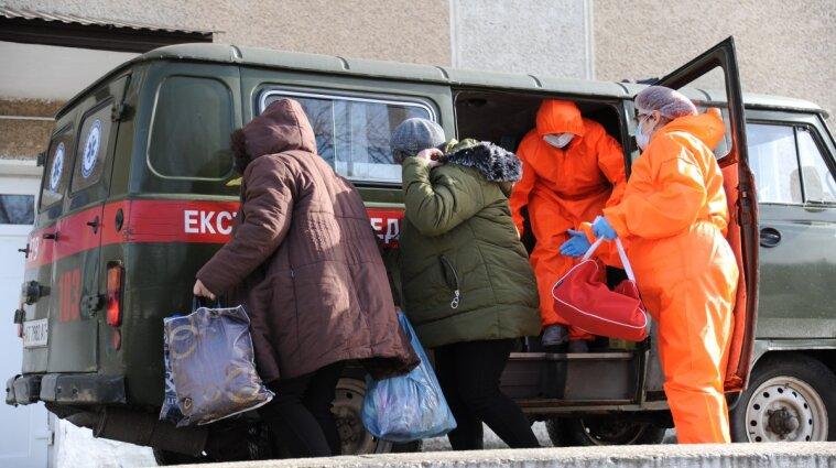 """Больницы Хмельницкой области загружены на 94% """"ковидными"""" пациентами"""