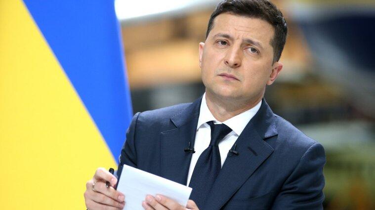 Офис Зеленского изменил заявление по итогам разговора президентов Украины и США